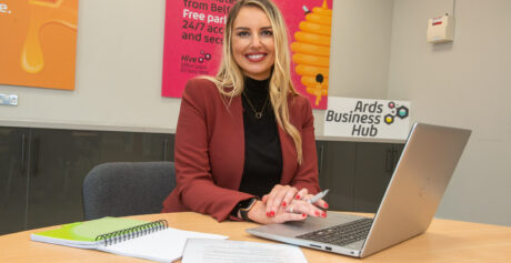 New manager joins team as Ards Business Hub looks to the future