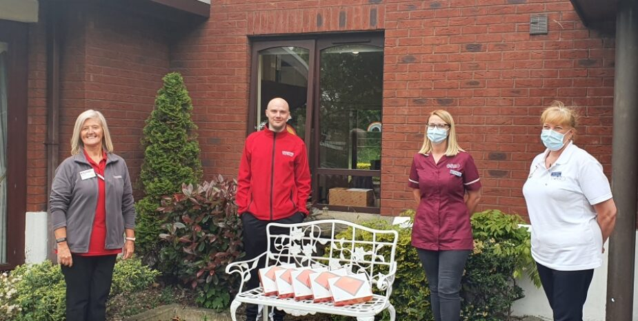 East Belfast care home residents given communication lifeline by local retailer