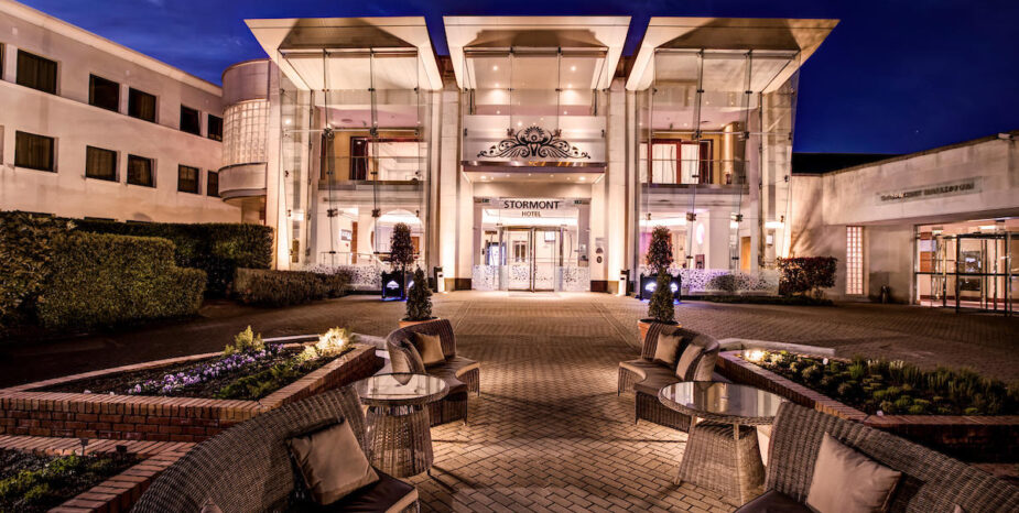 ENJOY A LAZY WEEKEND AT THE STORMONT HOTEL FROM ONLY £75PPS