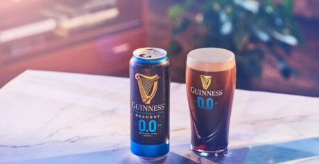 GUINNESS LAUNCHES'GUINNESS0.0', THE GUINNESS WITH EVERYTHING EXCEPT ALCOHOL