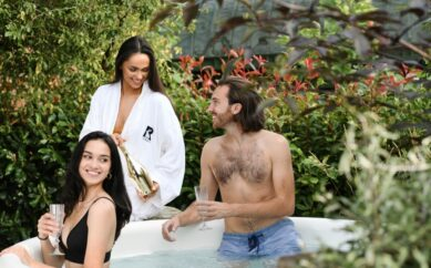 Buy Now, Stay Later – Snooze & Spa from February at The Rabbit