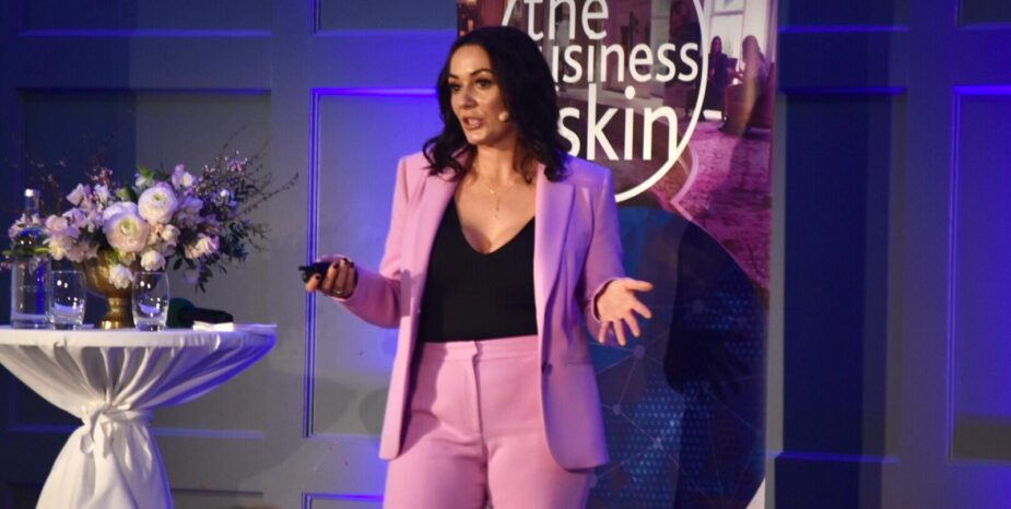 Ireland's Only Second Generation Skincare Expert and The Powerhouse Behind Monica Tolan Beauty & Skincare Clinic.
