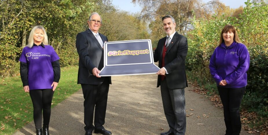 James Brown & Sons Funeral Directors and Cruse Bereavement Care Launch New Bereavement Support Partnership