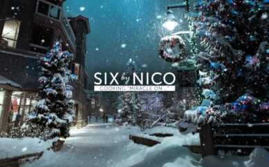 It's a Christmas Miracle at Six by Nico Belfast