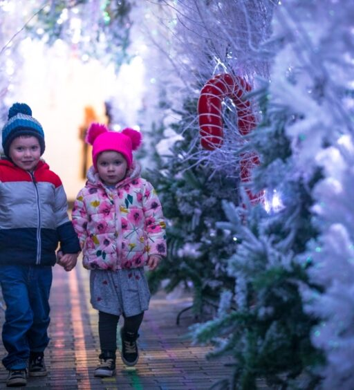 Belfast One Christmas Trail brings festive family fun to city centre streets