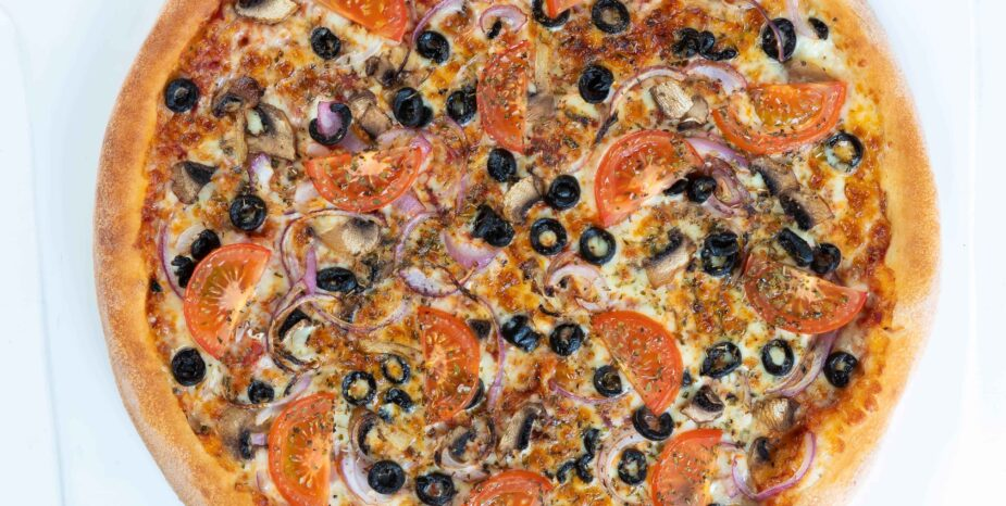 NO LOVE FOR OLIVES WHEN IT COMES TO PIZZA