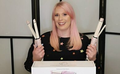 Innovative '3 in1' Hairstyler Created and LaunchedBy Local Belfast Businesswoman