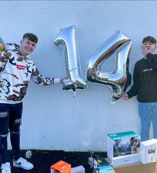 YouTube Star Adam B Shows Support For Bullied Derry Teen