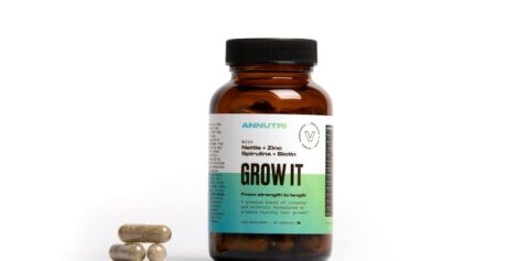 Say YES To Healthy Hair This Year With Natural, Vegan-Friendly Haircare Supplement Brand Annutri