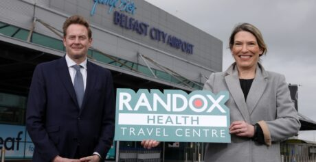 Belfast City Airport Announces Covid Testing Centre with Randox