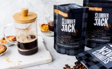 Lidl Northern Ireland and SlumberJack Coffee make the perfect blend with new £500,000 supply deal