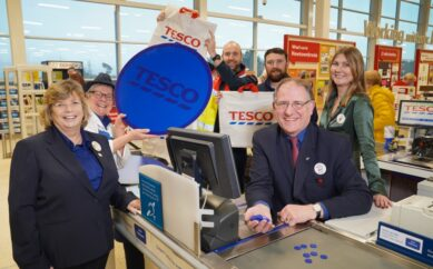 Tesco invites charities in East Belfast to apply for new Community Grant