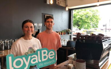 Local Loyalty App, loyalBe, Officially Launches in Newry this Week
