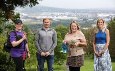 BELFAST HARBOUR AWARDS £25,000 TO COMMUNITY PROJECTS