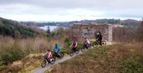 Get Your Wheels in Motion for a Giant Adventure