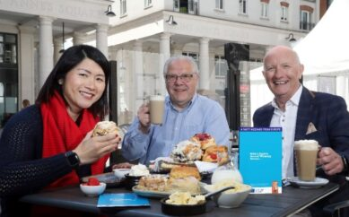 Spread the word! – Dairy Council for Northern Ireland searching for'Northern Ireland's Best Scones' in the business