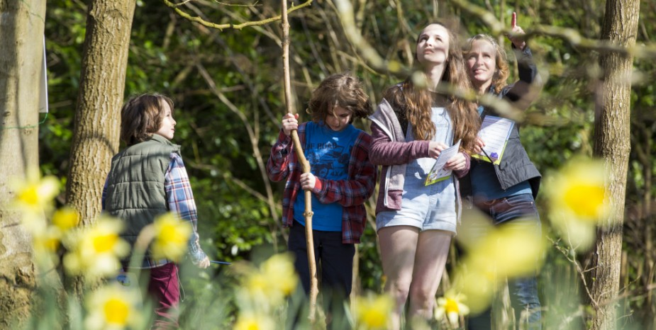 Family fun this Easter with the National Trust