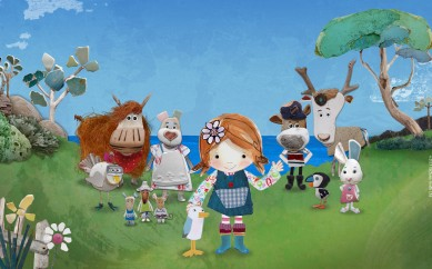 Locally Created Lily's Driftwood BayWins Best Pre-School Series