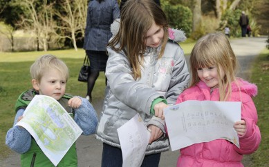 Hop along for some Easter fun with the National Trust