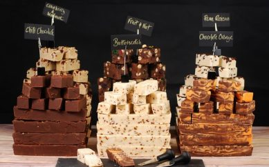 GLENARM CASTLE SPRINGS INTO NEW SEASON WITH LAUNCH OF NORTHERN IRELAND'S FIRST FUDGE FACTORY