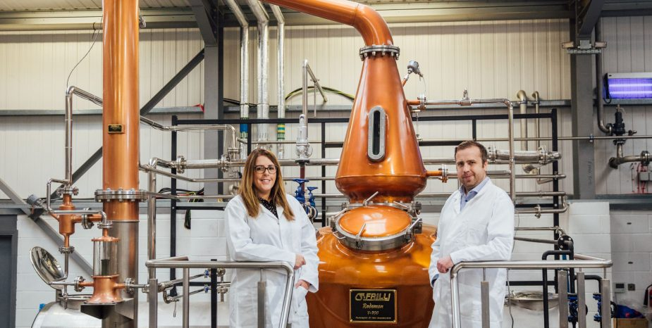 Rademon Estate Distillery, makers of Shortcross Gin,  Triple Production Capacity as Part of £2.5million Redevelopment