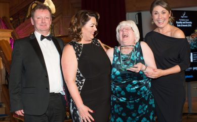 Winners of Northern Ireland Equality and Diversity Awards 2018 Announced.