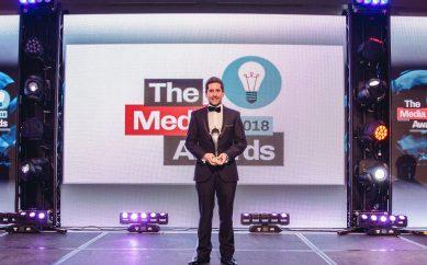 Ardmore Advertising Scoops GOLD at 2018 Media Awards Ireland