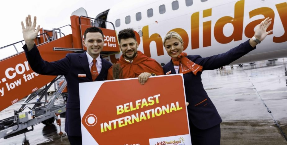 Jet2.com and Jet2holidays launches BRAND NEW BOURGAS (BULGARIA) for Summer 19 from Belfast International Airport