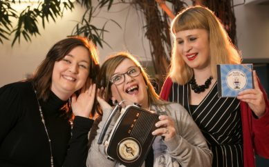EAST BELFAST ART PROJECT HELPS CARERS SHARE EXPERIENCES