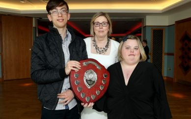 OVER 100 LOCAL PEOPLE WITH LEARNING DISABILITIES AND/OR AUTISM RECOGNISED FOR THEIR ACHIEVEMENTS AT AWARDS CEREMONYIN BELFAST