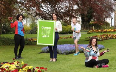 CENTRA INVESTS OVER £1.25M TO HELP NI 'LIVE WELL'