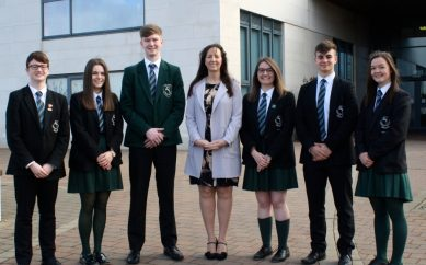 Grosvenor Grammar School Prefect Appointments 2018 – 19