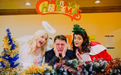 238e08e748 Comedy duo celebrate  Wonderful Wee Christmas  at the Mill