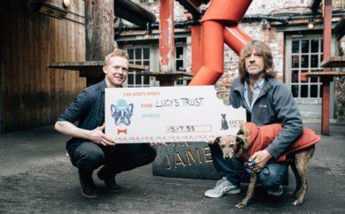 DOG FRIENDLY BAR RAISES PAWSOME AMOUNT FOR LOCAL DOG CHARITY