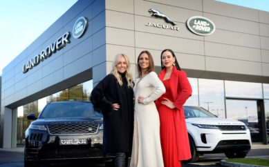 Cars & Couture Land in Charles Hurst Showroom