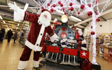 JOIN IN THE FESTIVE FUN AT HILLMOUNT