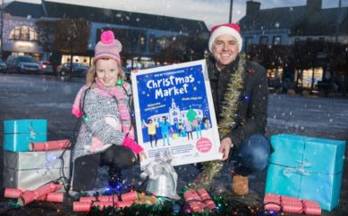 Newtownards Gets That Festive Feeling with Christmas Switch On Event!