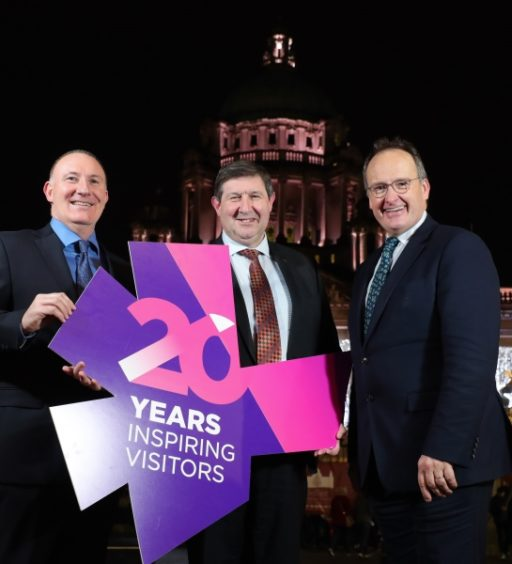 Visit Belfast celebrates 20 years of city revitalisation
