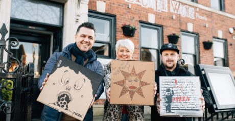 LITTLE WING LAUNCHES SEARCH FOR THE 'PICASSO OF PIZZA'