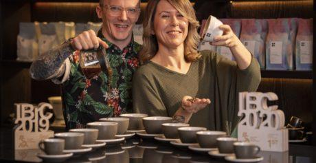 BAILIES COFFEE EXPERTS SCOOP TWO PRESTIGIOUS INDUSTRY AWARDS