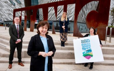 Tourism NI and Tourism Ireland Showcase Northern Ireland's Giant Spirit to GB and International Tour Operators