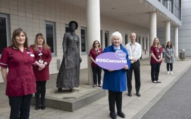 CATCH It Early Campaign Launched By OG Cancer NI To Encourage Early Diagnosis