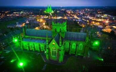 Armagh streams six-day Home of St Patrick Festival to the world