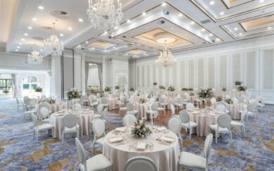 Tullyglass Hotel Announces£1.5 Million Ballroom Refurbishment and the creation of 50 new jobs.