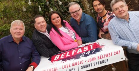 New Belfast Radio Station Launches With Strong Local Focus