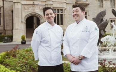 """Lough Eske Castle, Donegal, invites food lovers to indulge in a """"Gourmet Getaway"""" this summer"""