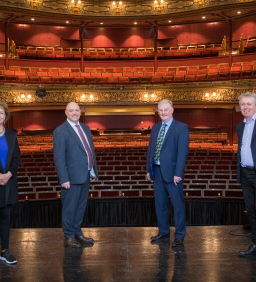 Curtain Up on £12.2 million Grand Opera House Restoration