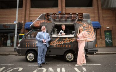 BELFAST TAILOR IS FULL OF BEANS AFTER RECEIVING FUNDING FROM DANSKE BANK