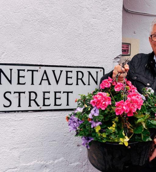Cathedral Quarter BID Brightens Up Winetavern Street
