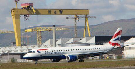 BRITISH AIRWAYS EXTENDS ITS UK SCHEDULE FROM BELFASTTHIS WINTER